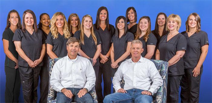 The Staff at Apple Dental